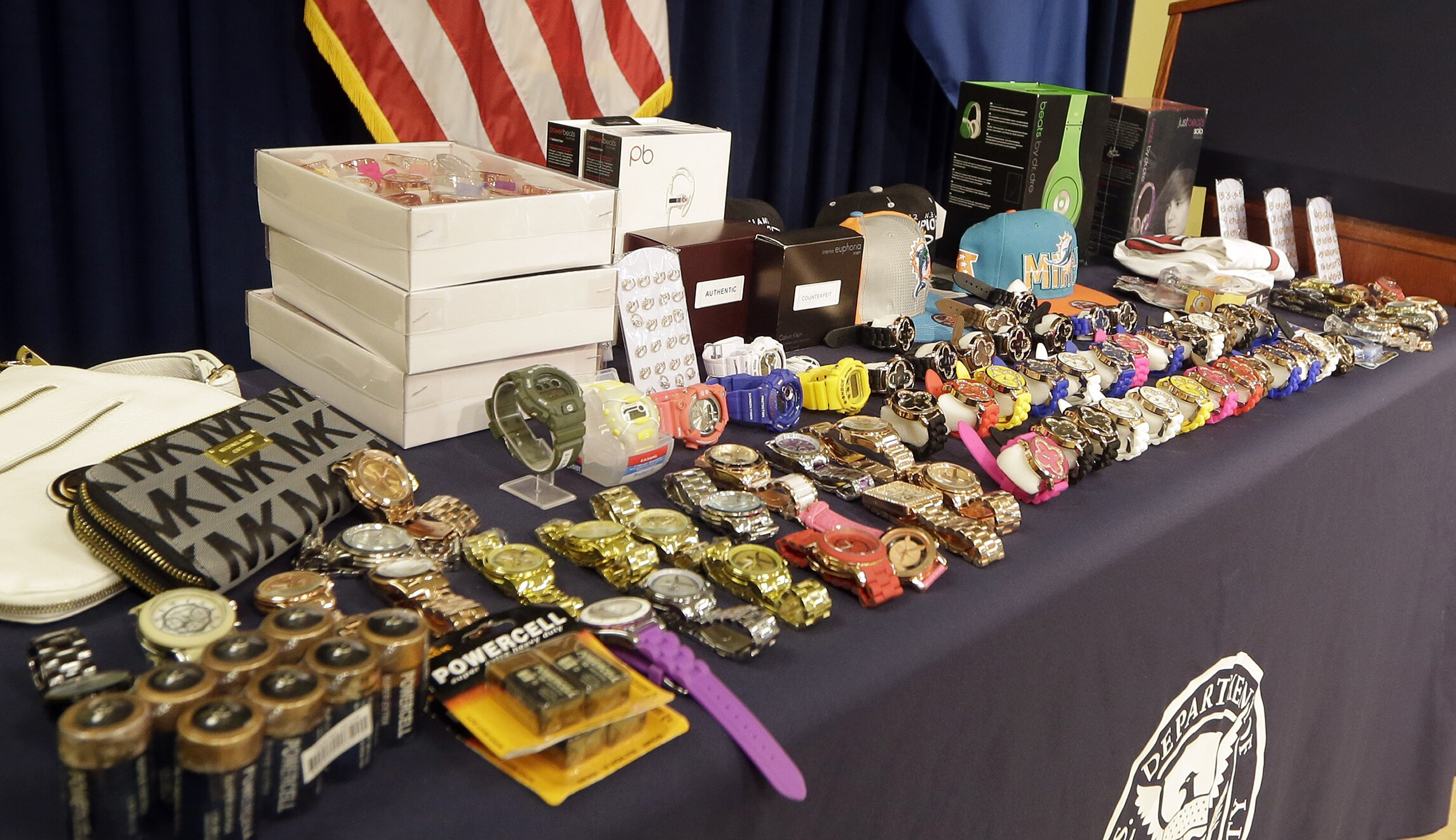 Us Customs Seizure Letter.Us Customs Agencies Seize 1 2b In Counterfeit Imports As