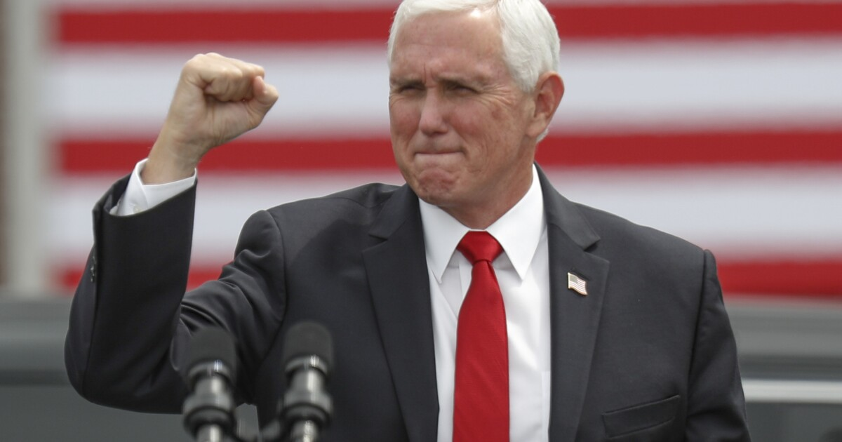 Pence urges government to play an even greater...