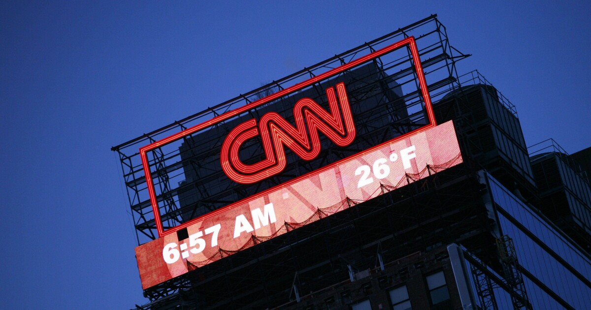 CNN says 100 employees accepted voluntary buyouts in response to layoffs 'rumor'