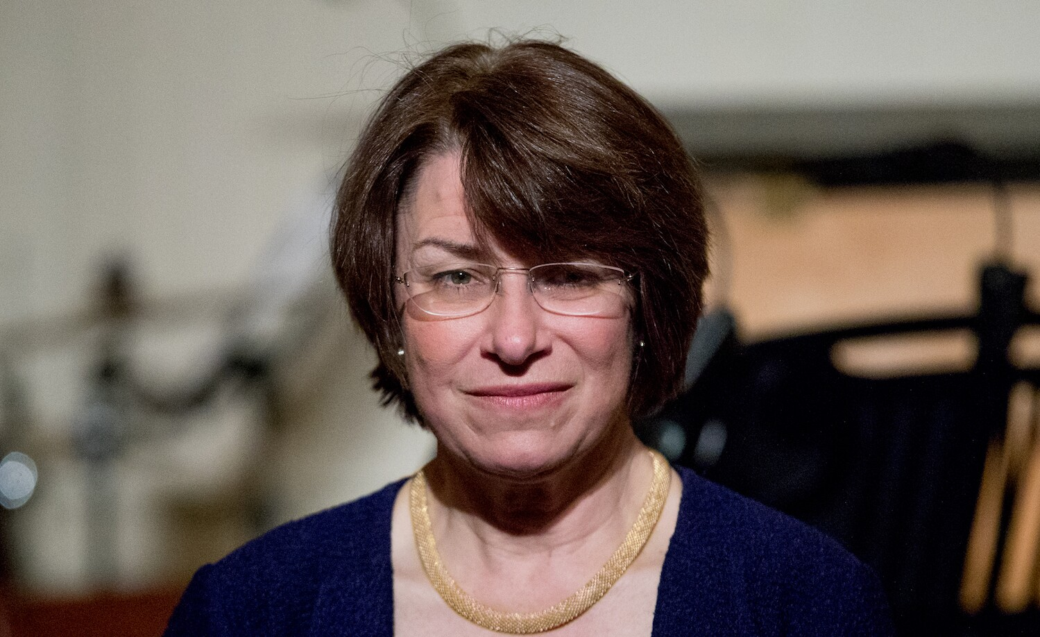 Image result for photos of amy klobuchar