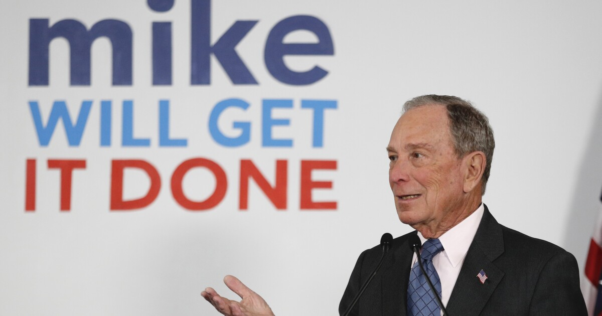 Michael Bloomberg's alleged comments show an obsession with sex