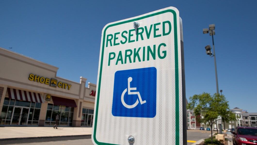 respect handicap parking essay Show some respect: leave handicap spots for those who need them we circled the lot a time or two, hoping someone would leave one of the handicap parking places.