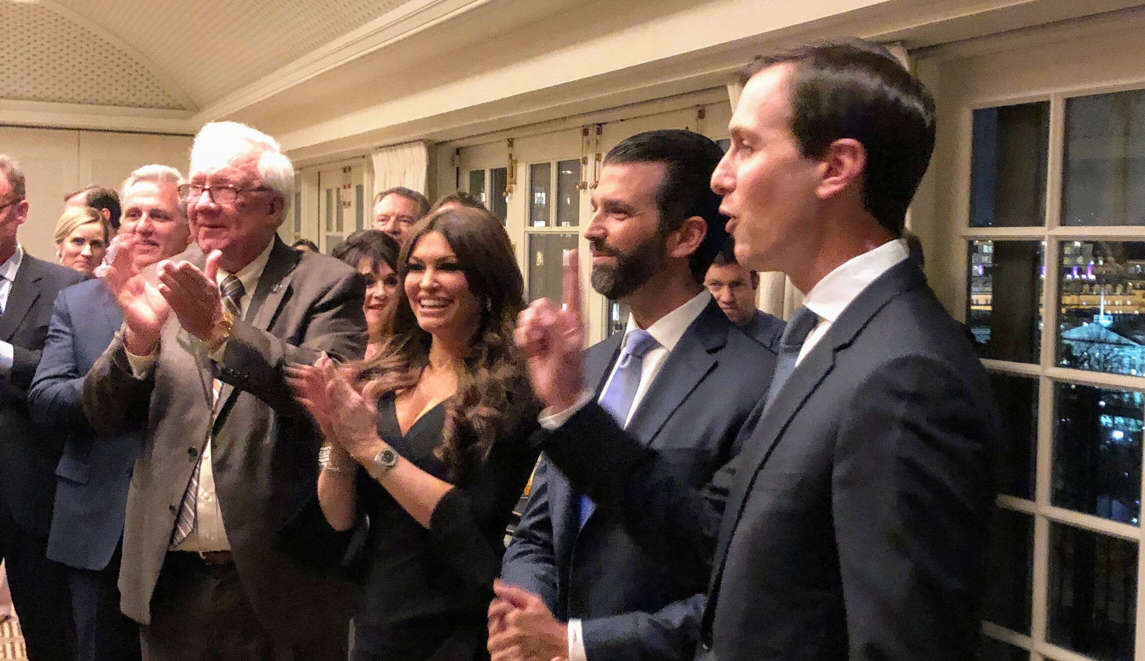 Jared, Ivanka celebrate Donald Trump Jr.'s NYT No. 1 book that's 'driving people crazy'