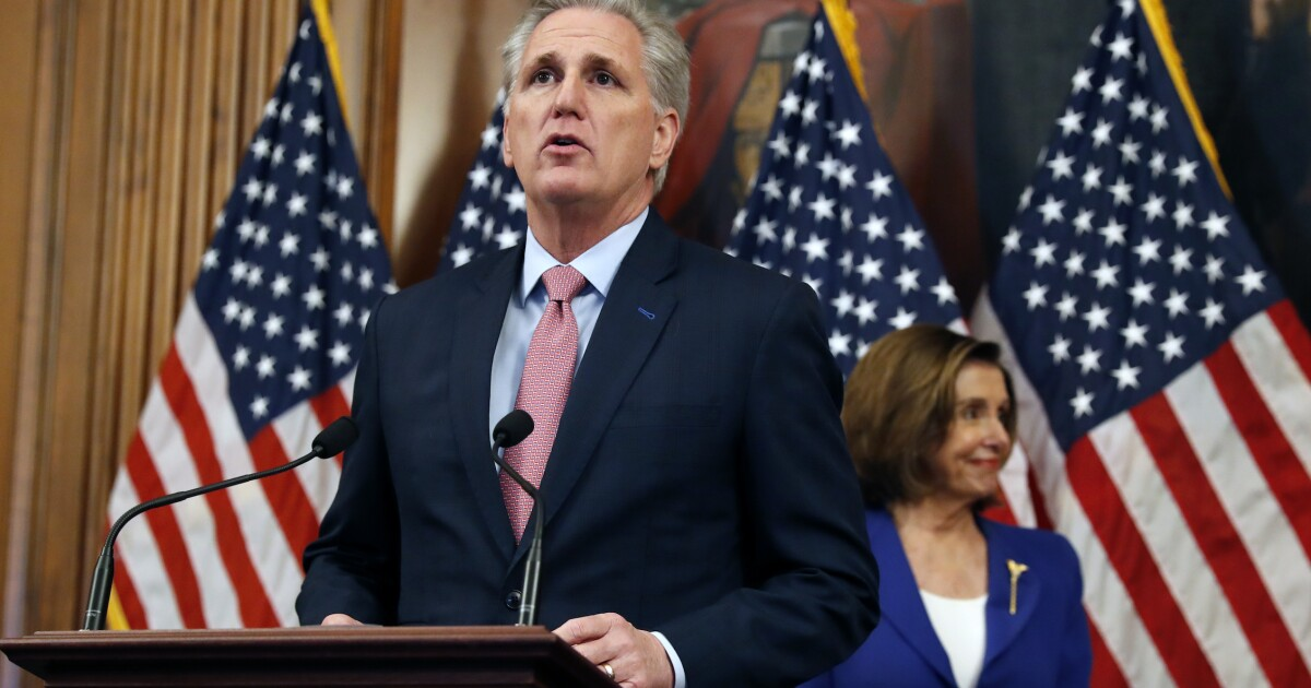 House GOP under pressure from allies to support planks of Democratic climate plan