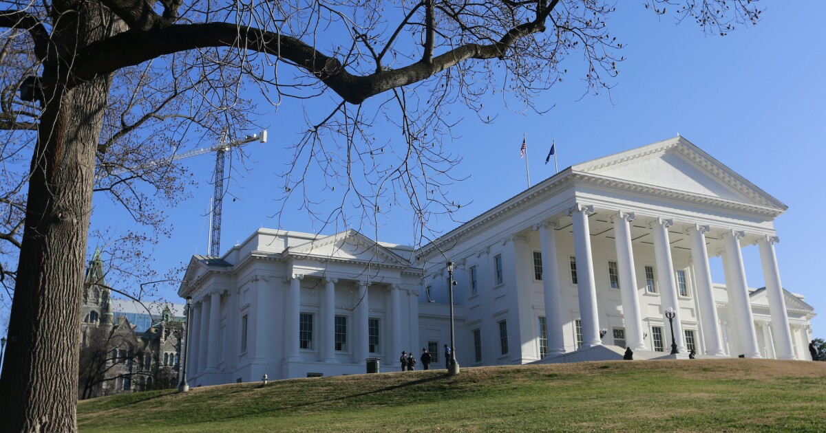 Consumer data protection signed into law in Virginia