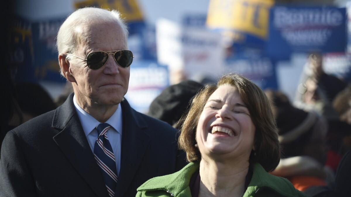 Biden camp mocks <i>New York Times</i> endorsement snub: 'We got the endorsement that actually equals votes!'