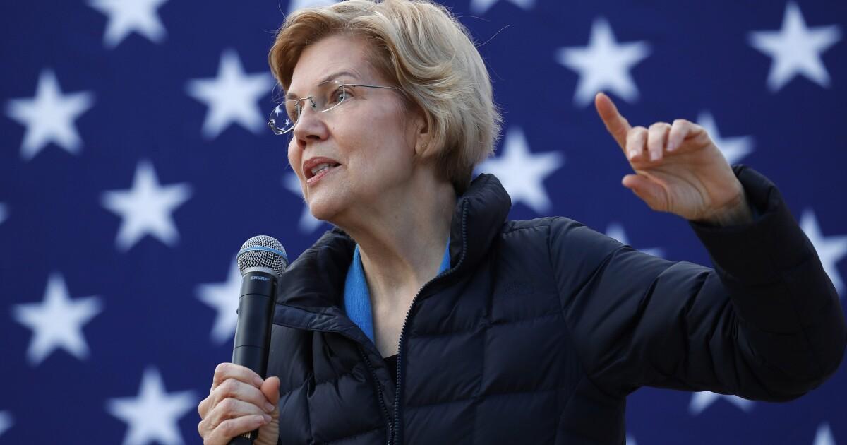 Elizabeth Warren: making fiscal black holes great again