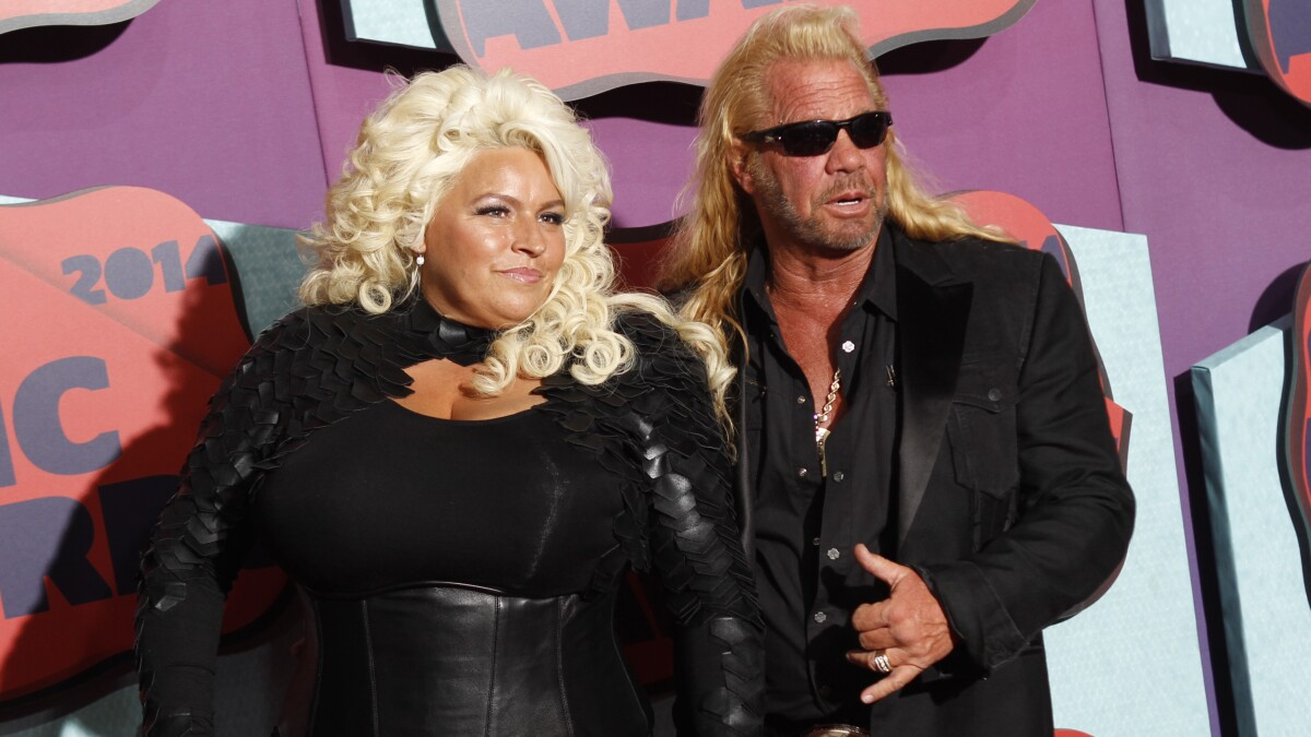 Wife of 'Dog the Bounty Hunter' in medically-induced coma