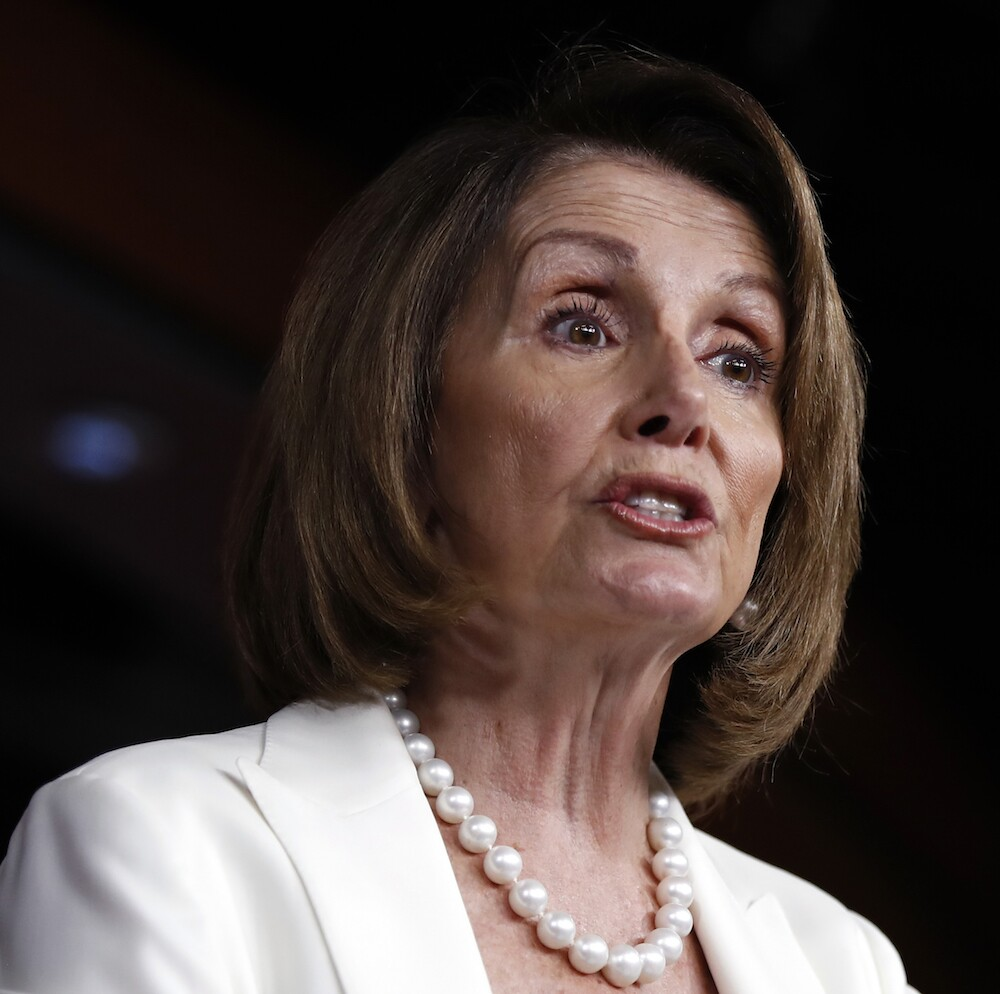 Pelosi Blames Clinton's Loss on Party's Hardline Abortion Stance