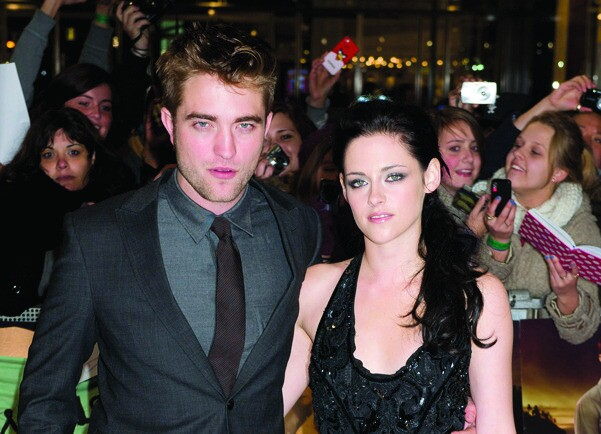 are rob and kristen still dating