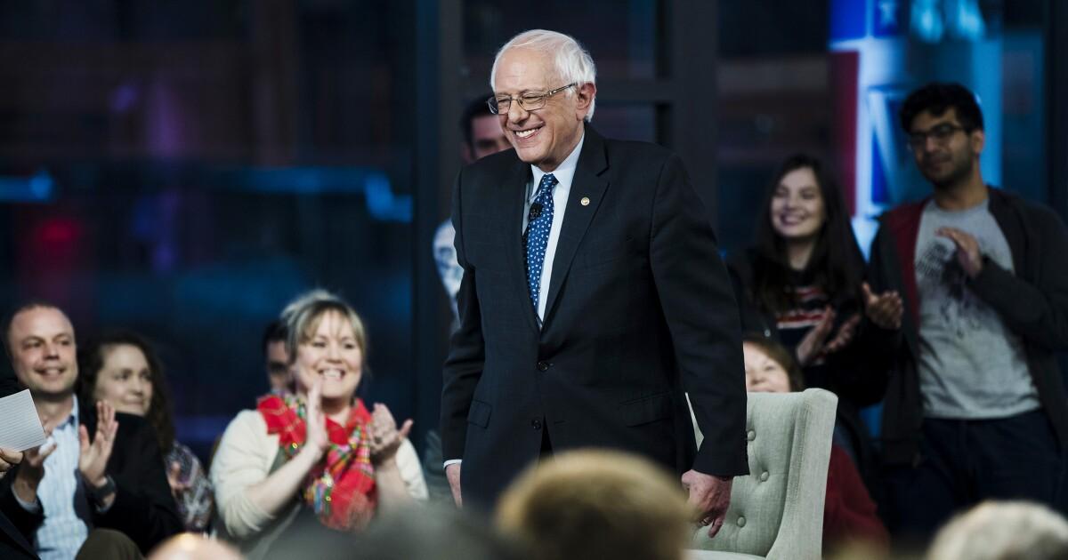 Bernie Sanders internal polling shows Trump losing 3 states key to 2016 win