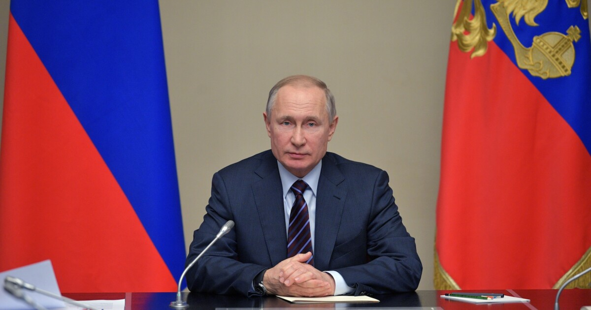 'The inner Putin coming out': Russian president touts 'integration' with Ukraine