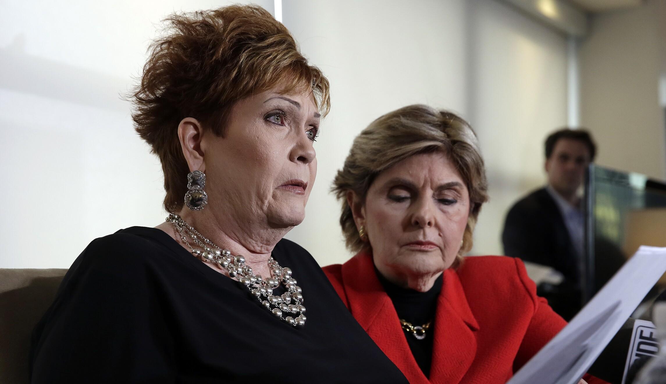 Gloria Allred wants Senate hearing to investigate Roy Moore