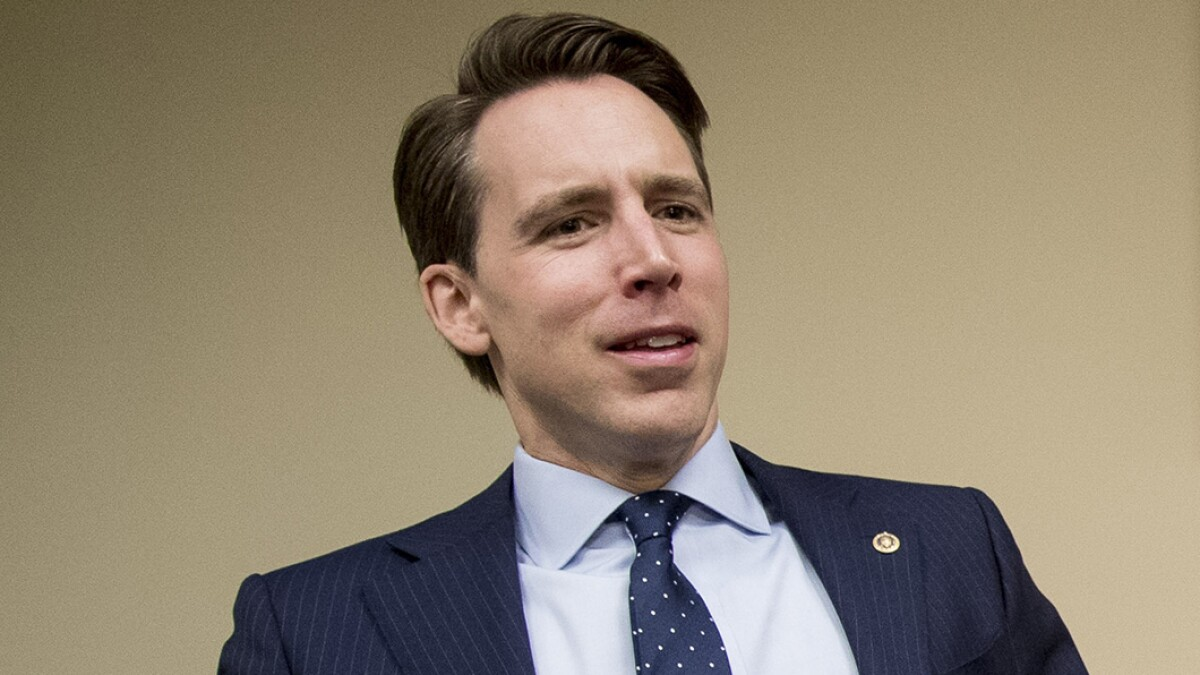 'Destroying any institution they can't control': Josh Hawley condemns Democrats for demanding Kavanaugh impeachment