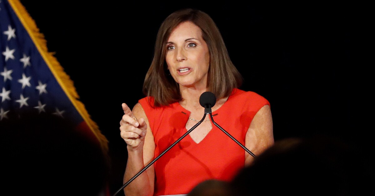 John McCain's family turns on Martha McSally