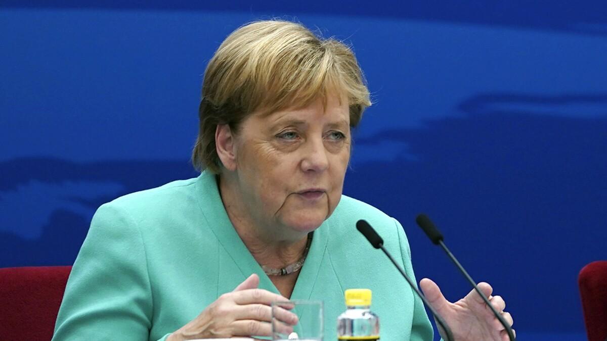 In China, Angela Merkel delivers for Hong Kong