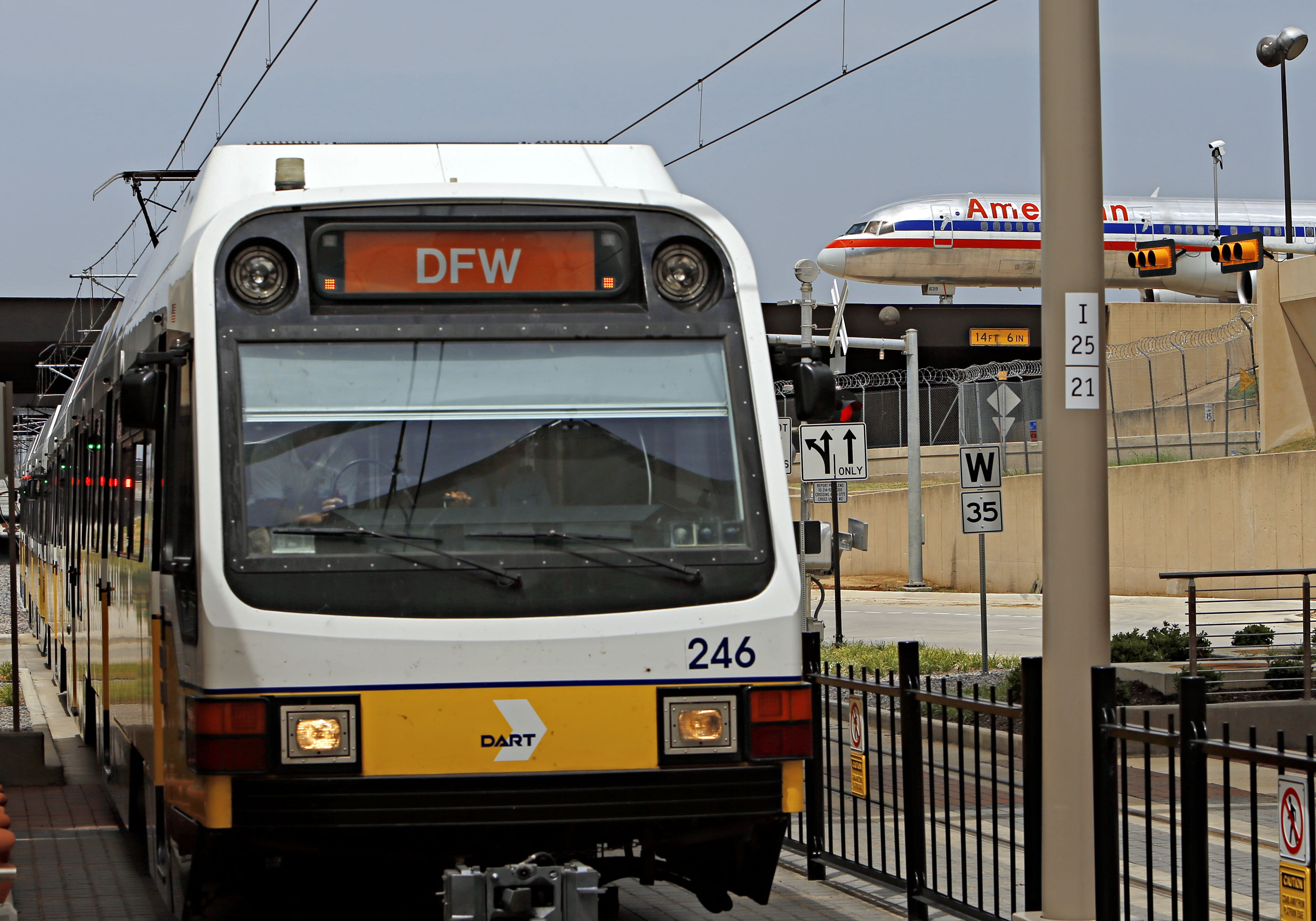 Image result for dart train to dfw