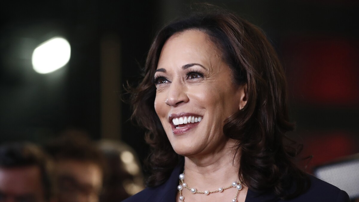 Two more Black Caucus members endorse Kamala Harris