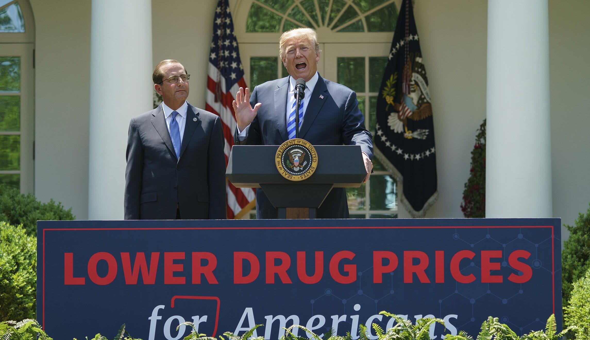Image result for trump on medicare