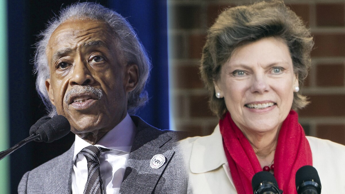 Al Sharpton tweets out wrong photo to remember 'Cookie Roberts'