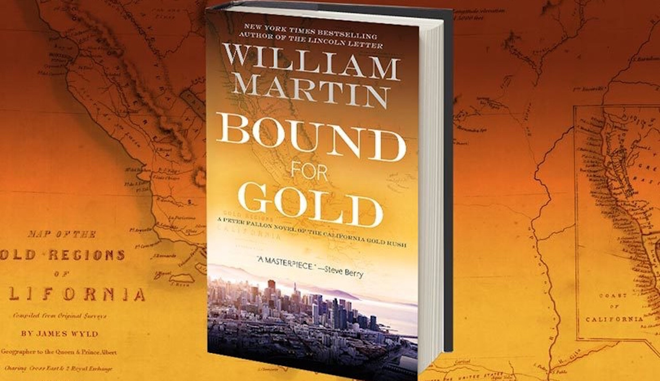 We don\'t know enough about history, but \'Bound for Gold\' helps