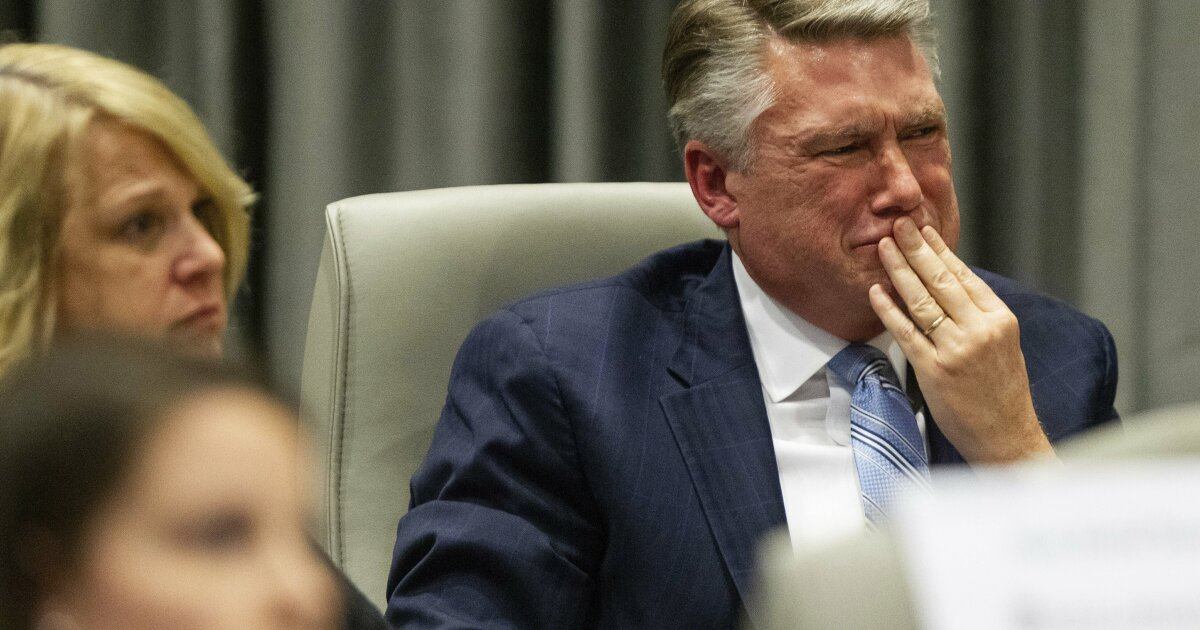 Mark Harris' son warned him about political operative at center of North Carolina election fraud scandal