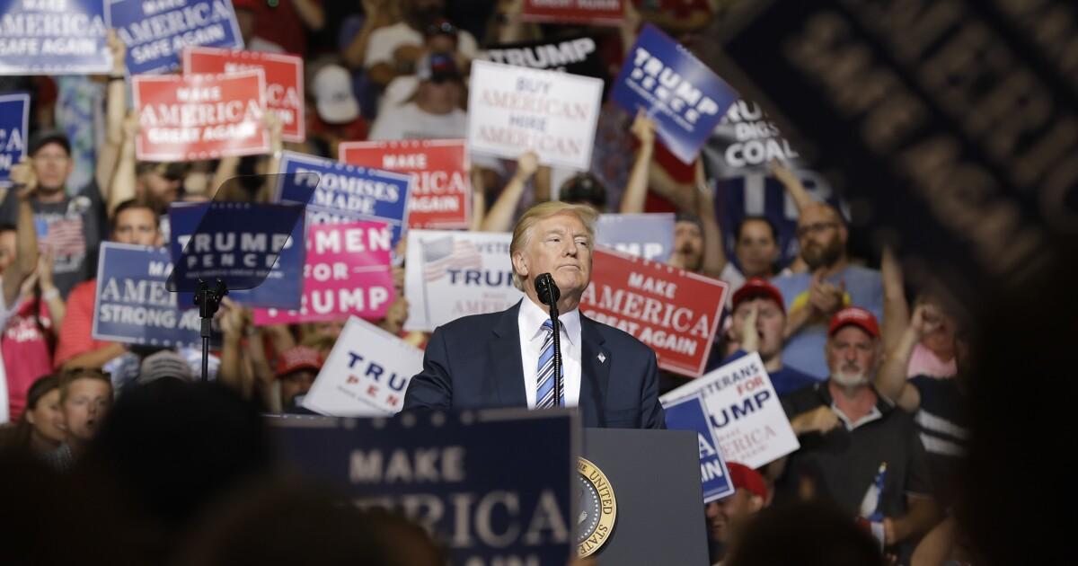Wealthy ex-Trump ambassador moves toward Pennsylvania Senate race