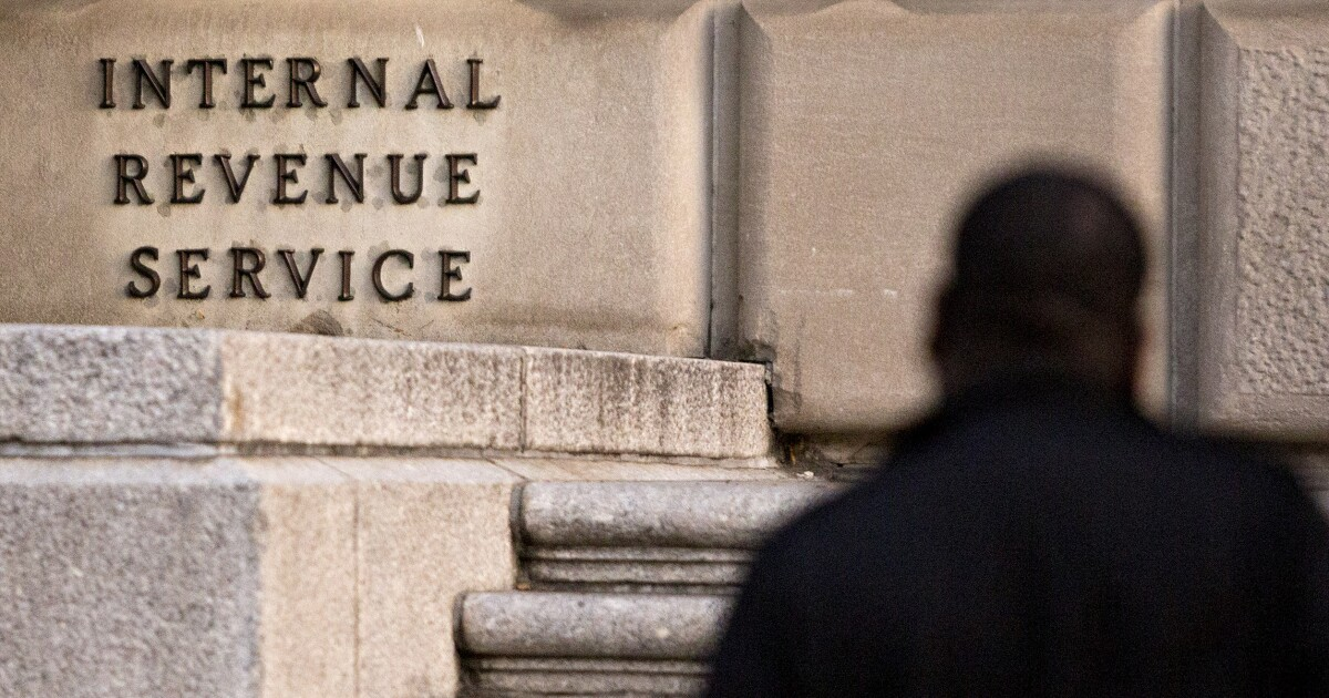 The IRS has a history of corruption and incompetence