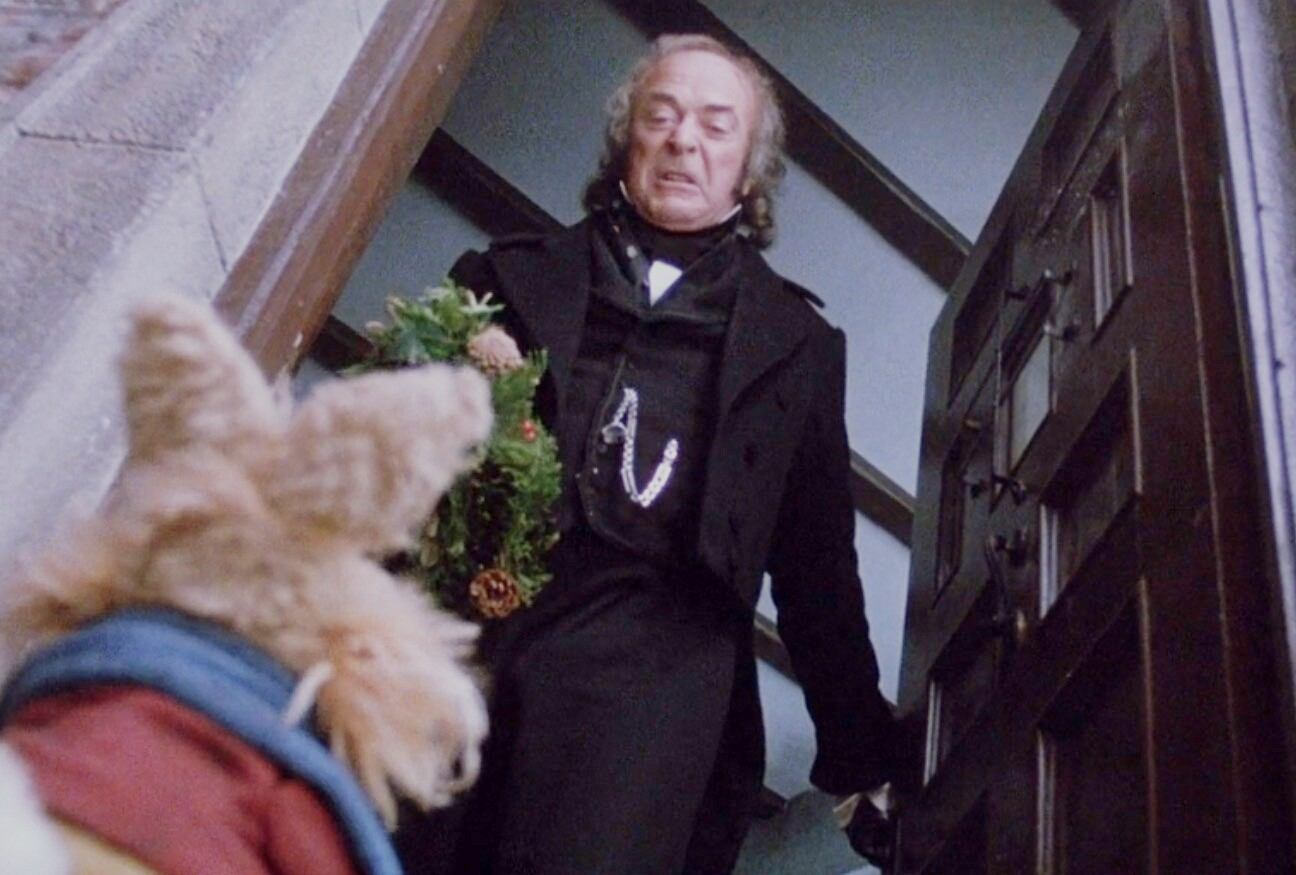 Ghost Of Christmas Future Muppets.Charles Dickens And The Muppet Christmas Carol My Ebenezer
