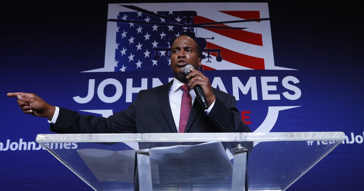 GOP woos Iraq War veteran John James to run in Michigan again