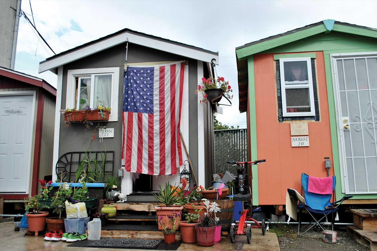 Tiny Home Designs: Homeless In Seattle