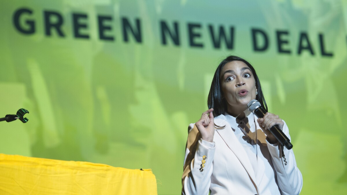 No AOC, you do not have 'a lot of common ground' with libertarians