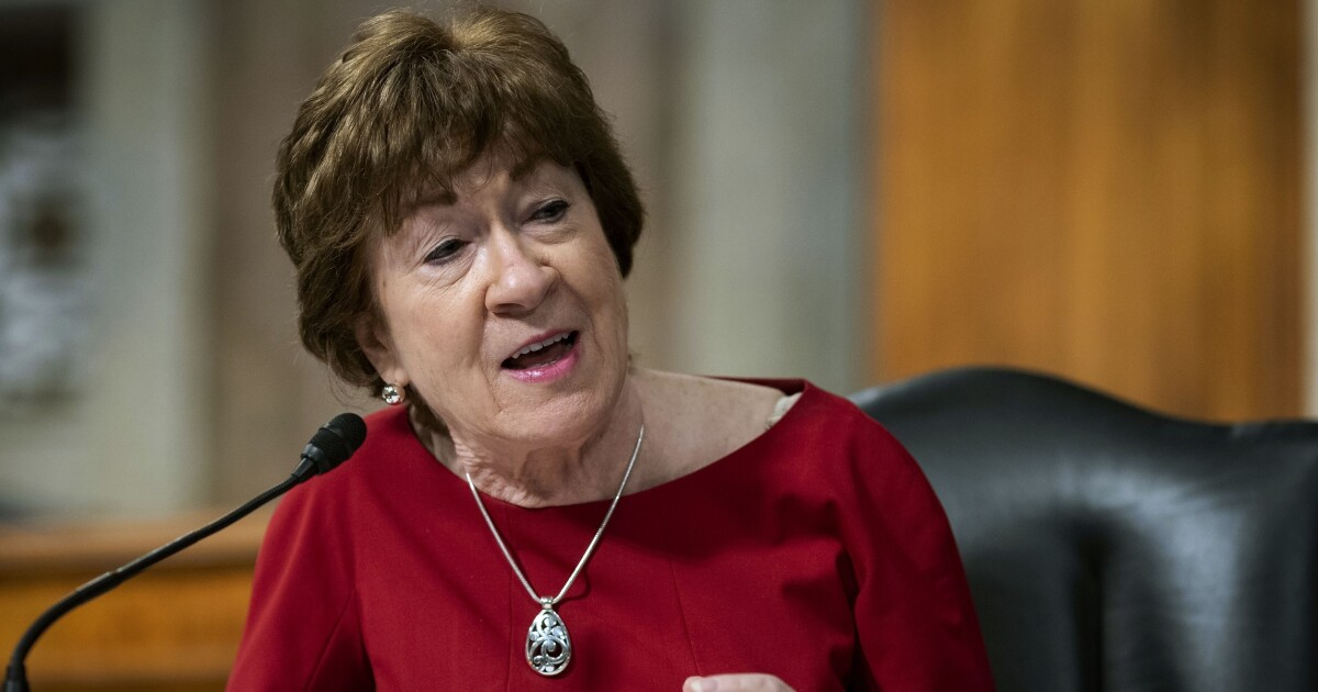 Maine's embattled Susan Collins is a national treasure