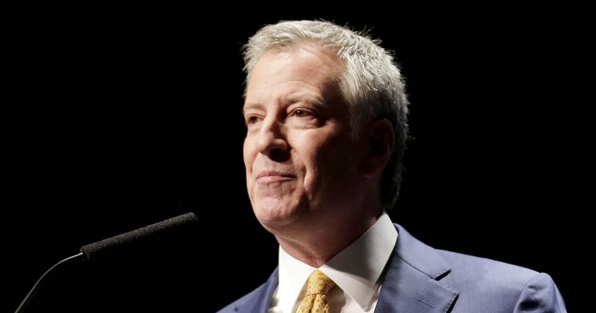 Mayor Bill de Blasio: NYC is going to ban 'glass and steel skyscrapers'