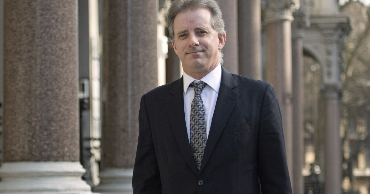 Russian oligarchs named in dossier lose appeal in lawsuit against Christopher Steele