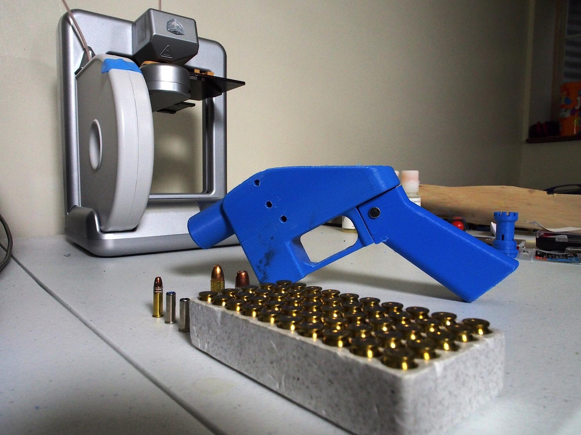 Fact Check: Can You Make an AR-15 With a 3D Printer?