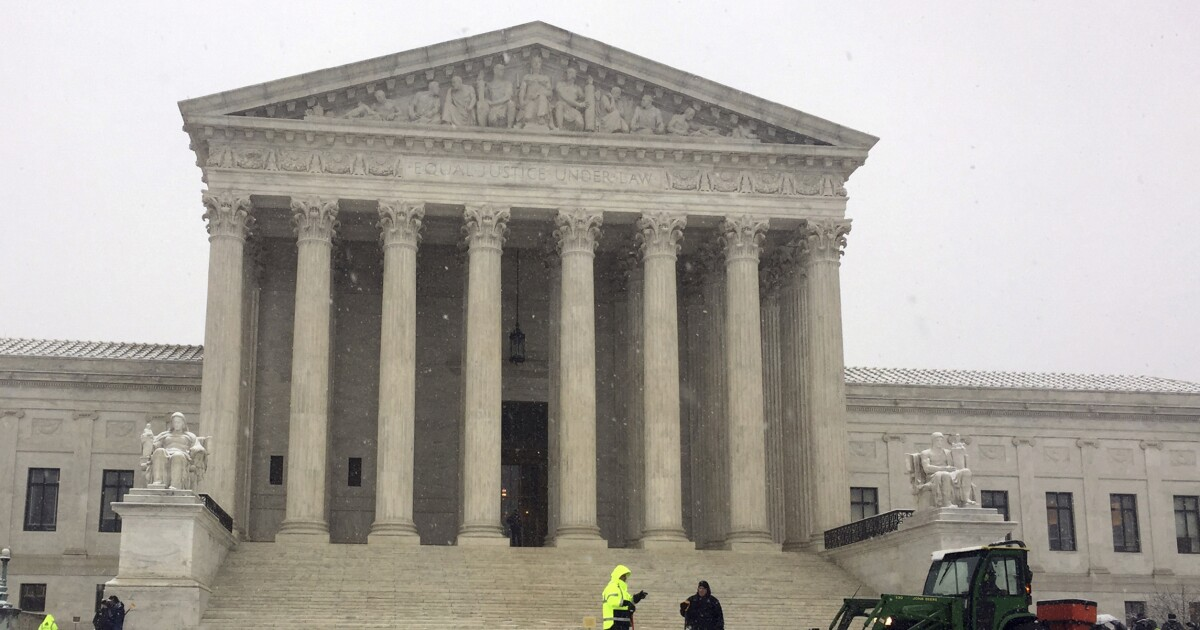 Supreme Court rules Constitution's ban on excessive fines applies to the states