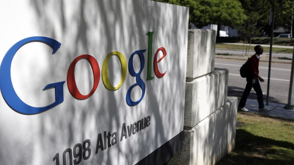 Google employee said GOP 'finished' as Senate confirmed Kavanaugh