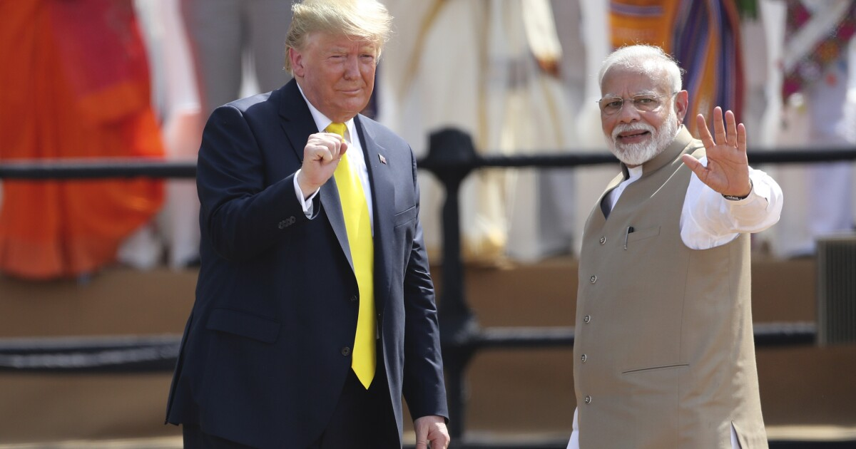 'America loves India': Trump touts $3B defense deal during state visit