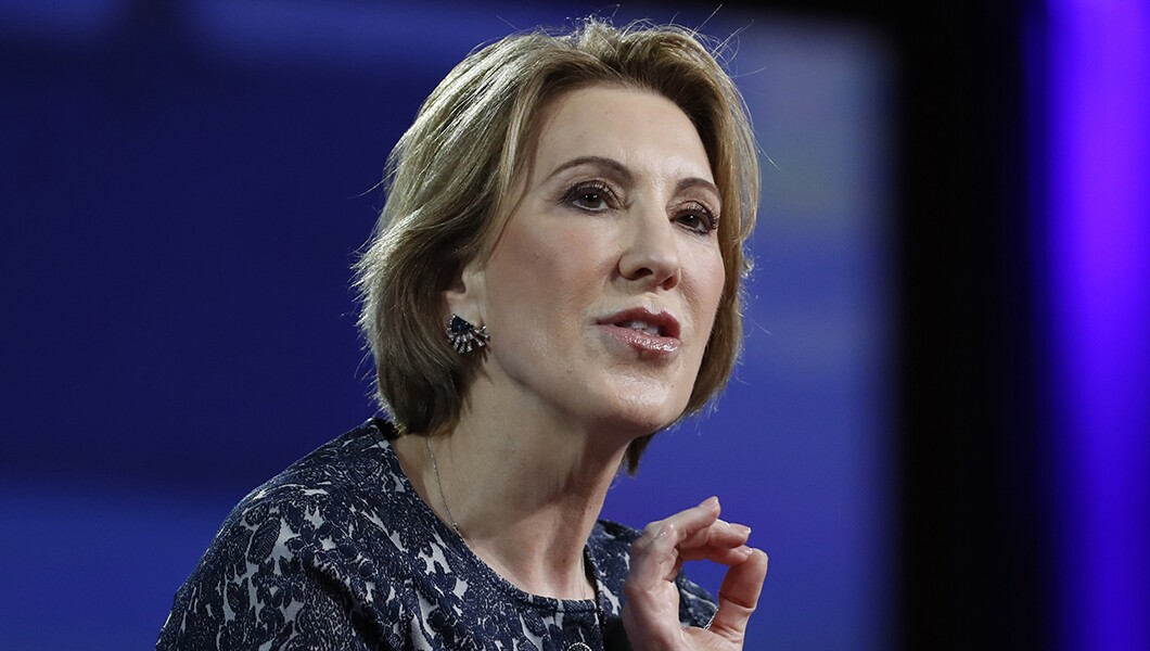 Carly Fiorina at CPAC
