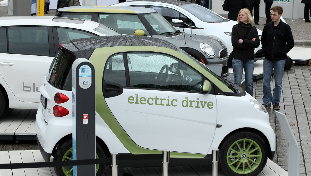 Federal Subsidy Electric Car