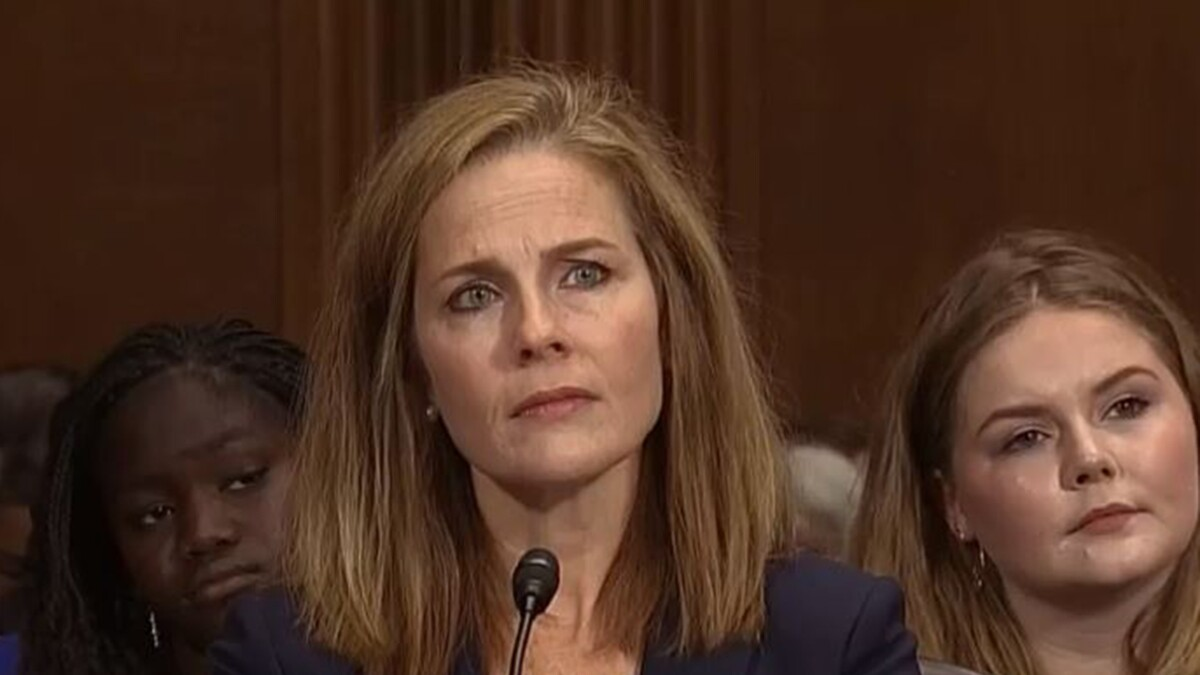 Amy Coney Barrett would make a politically shrewd replacement for Justice Kennedy