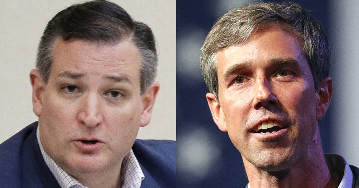 Texas newspaper that endorsed Beto O'Rourke over Ted Cruz pleads with the 2020 Democrat to drop out
