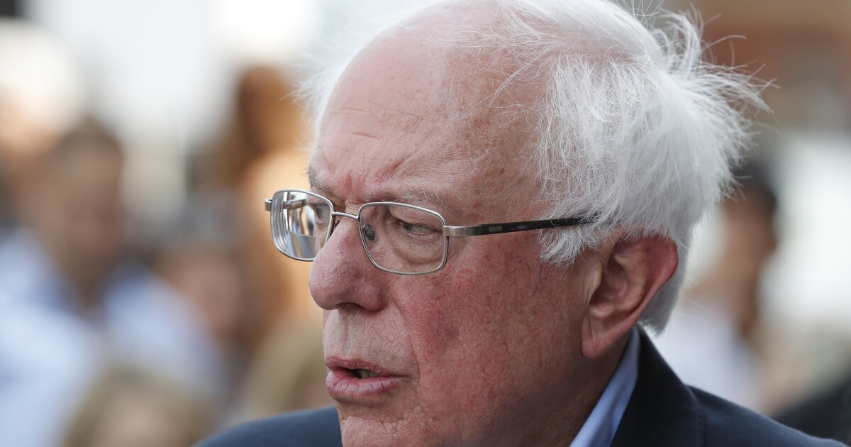 Bernie Sanders single-payer healthcare system failed in his own state
