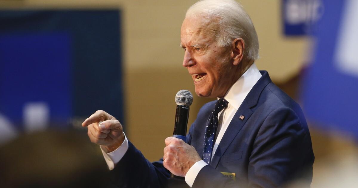 Biden campaign downplays `you ain`t black` comment...