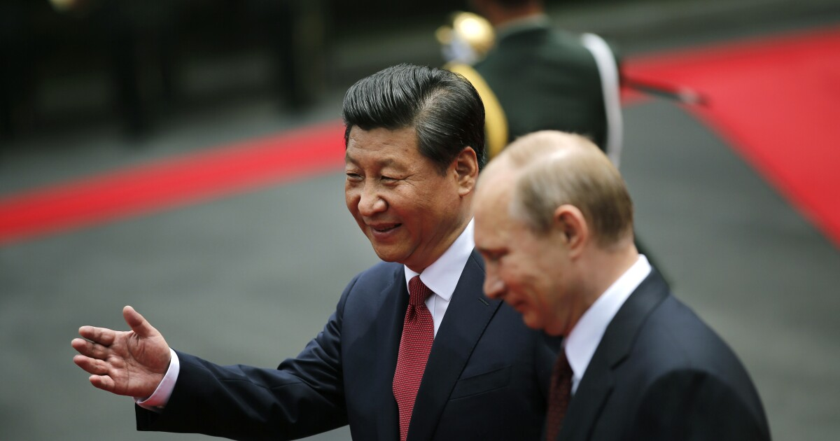 China, Russia, and the greater morality of American realism