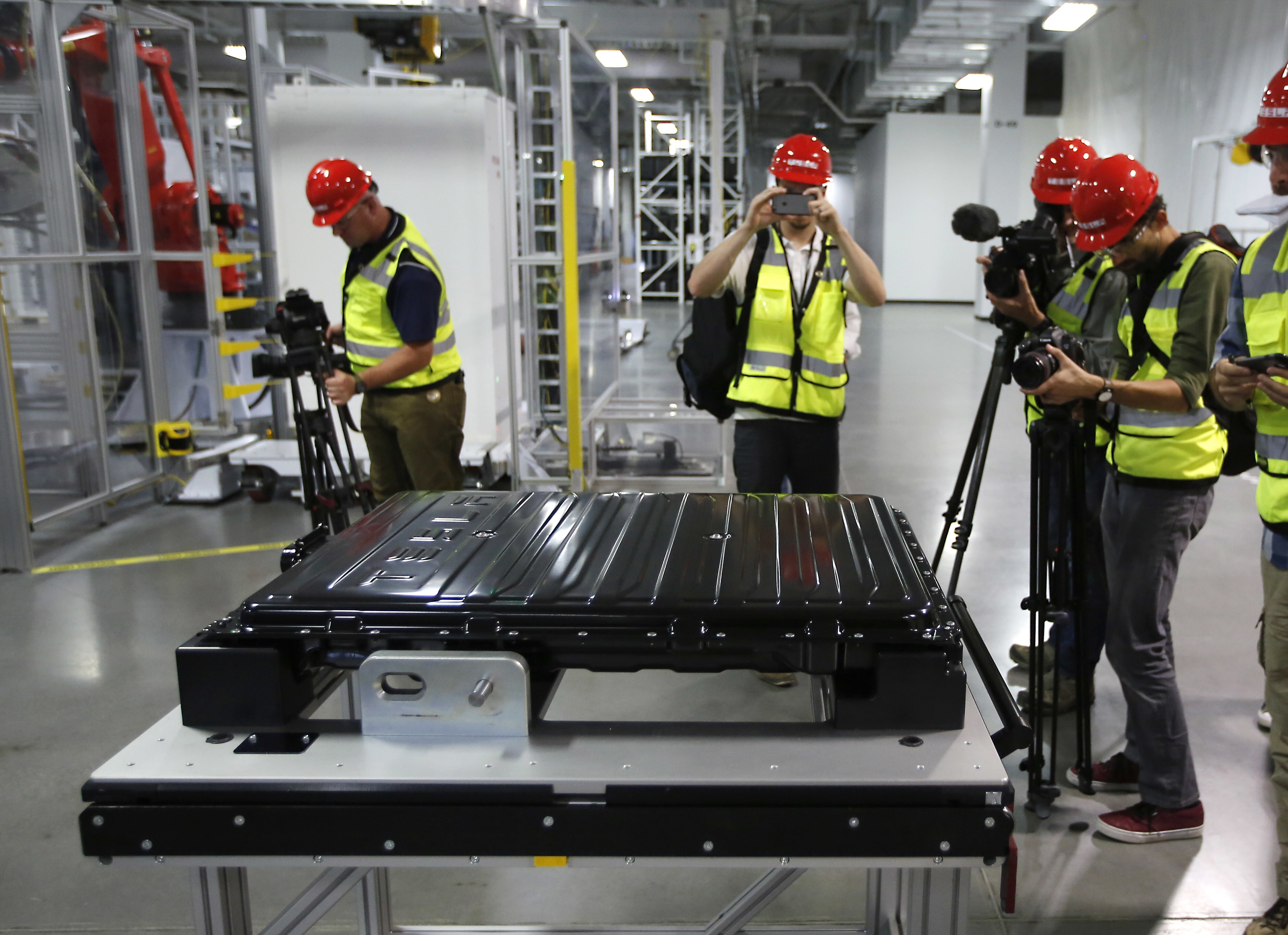 Tesla Gigafactory Jobs >> Without Reform Wave Goodbye To Electric Vehicle And Battery