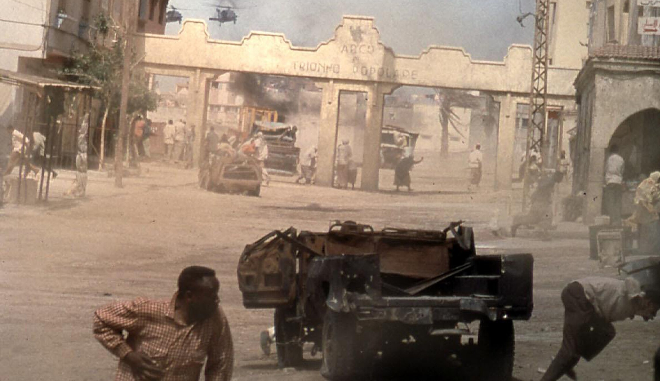 <i>Black Hawk Down</i> revisited: Lost lessons from a long-ago war