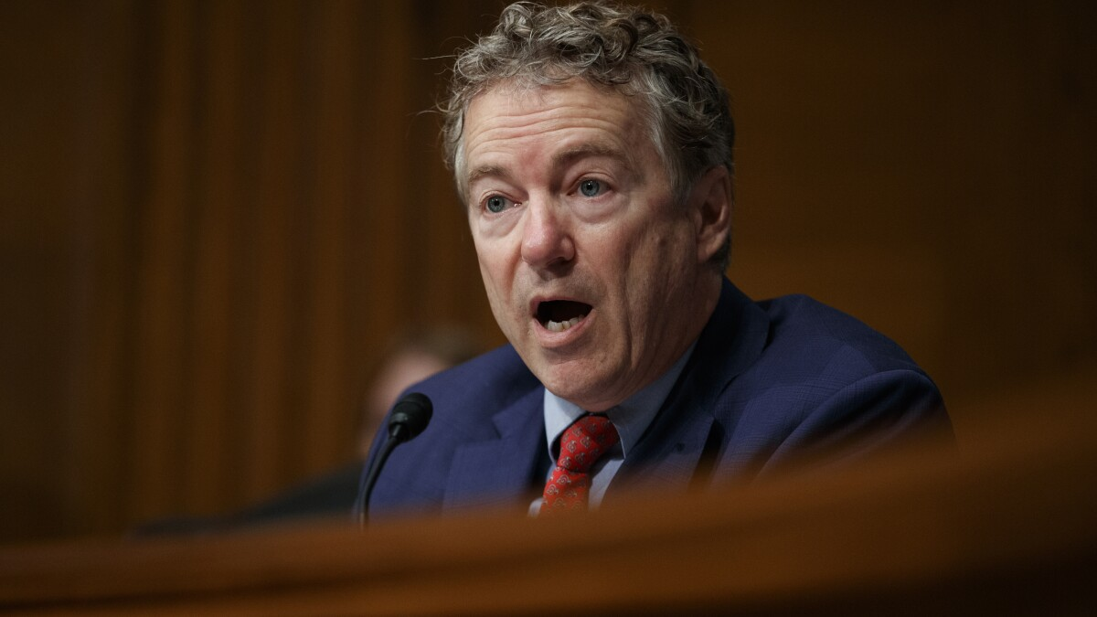 'We need to prosecute these boys': Rand Paul offers steps to curb mass shootings
