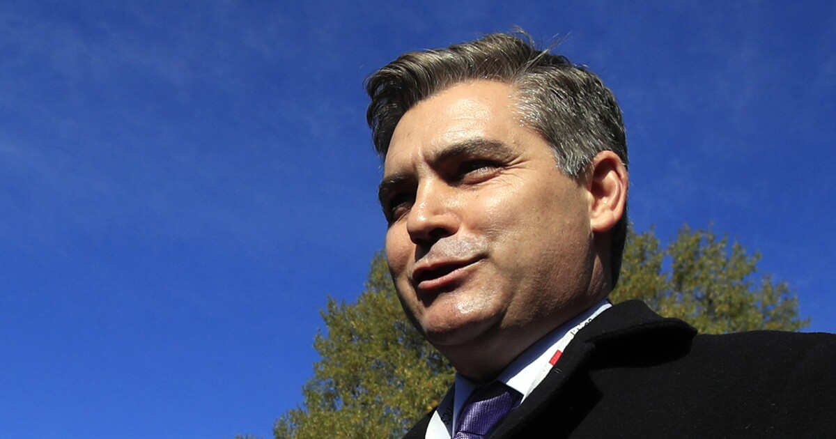Jim Acosta Writing Book On Sobering Bewildering And Sometimes